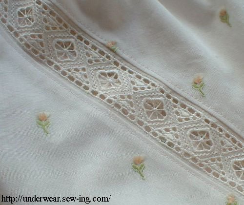 Close-up lace